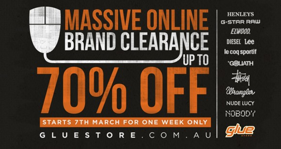 Example of Massive Online Clearance