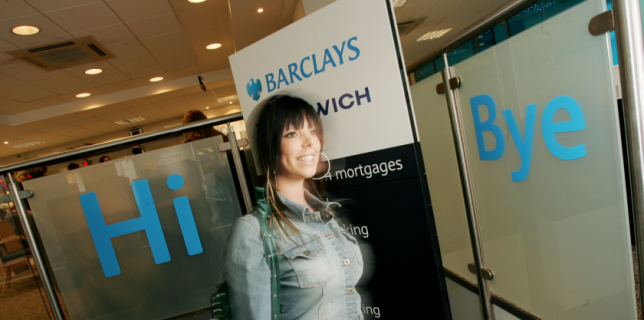 Barclays Banking Innovation