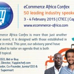 Top speakers and an exciting agenda lined up for the eCommerce Africa Confex