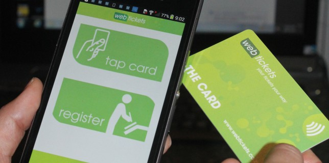 NFC Card Technology
